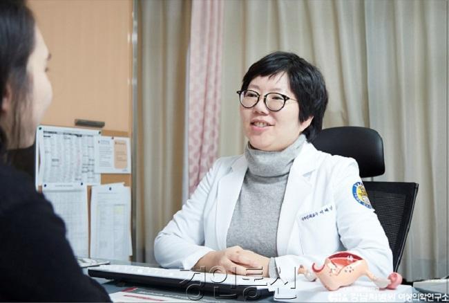 강남차병원 여성의학연구소 이혜남 교수.jpg
