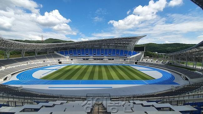 2022년 경기도종합체육대회 개막식이 열릴 예정인 용인미르스타디움.jpg